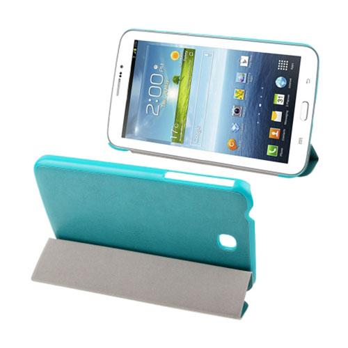 SmartCase (Blå) Samsung Galaxy Tab 3 7.0 Fodral
