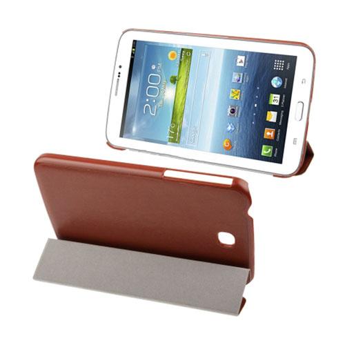 SmartCase (Brun) Samsung Galaxy Tab 3 7.0 Fodral