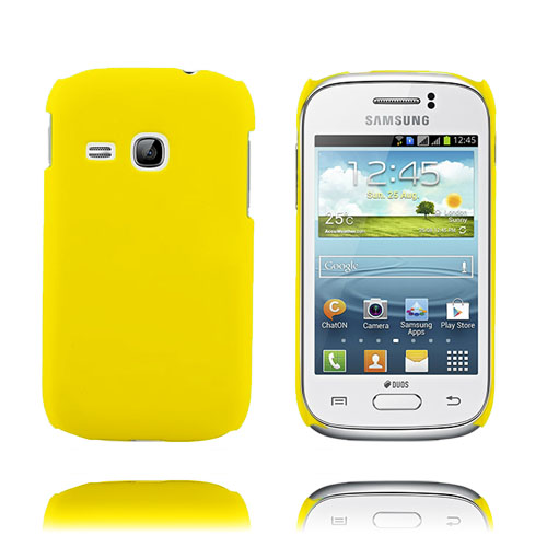 Lent (Gul) Samsung Galaxy Young Skal