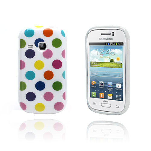Polka Dots (Colorful) Samsung Galaxy Young Skal