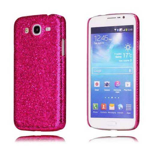 Glitter (Rosa) Samsung Galaxy Mega 5.8 Skal