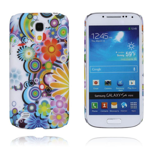 Valentine (Flower Power) Samsung Galaxy S4 Mini Skal