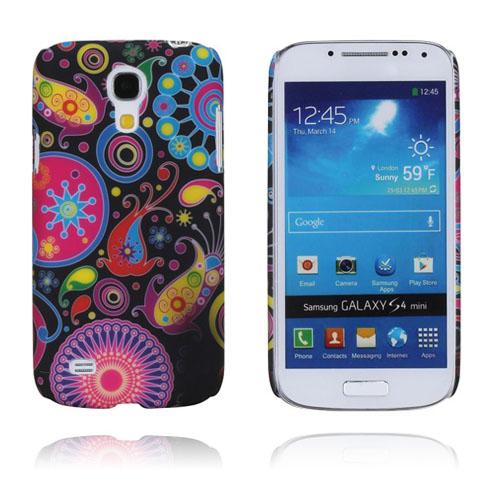 Valentine (Mörkt Mönster) Samsung Galaxy S4 Mini Skal