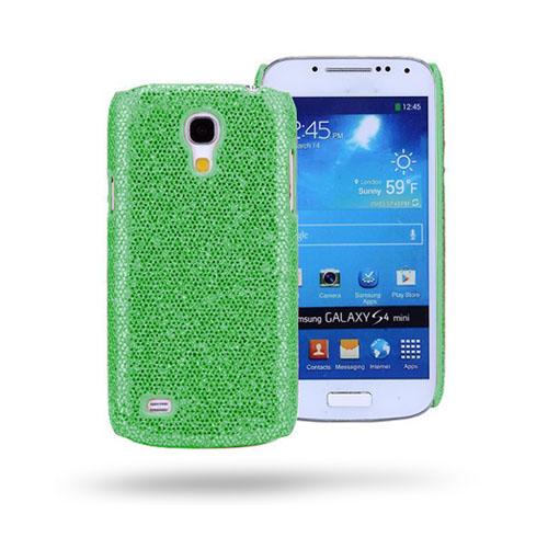 Glitter (Grön) Samsung Galaxy S4 Mini Skal