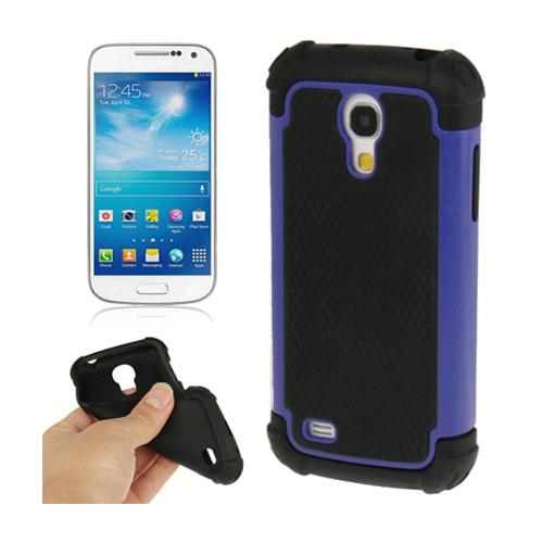 SafeZone (Mörkblå) Samsung Galaxy S4 Mini Skal
