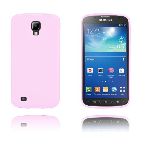 GelCase (Rosa) Samsung Galaxy S4 Active Skal