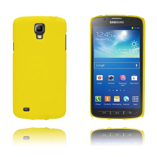 Lent (Gul) Samsung Galaxy S4 Active Skal