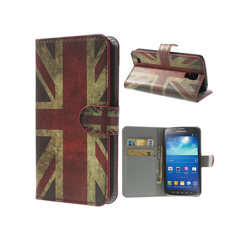 Festival (Union Jack) Samsung Galaxy S4 Active Fodral