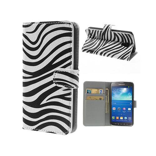 Festival (Zebra) Samsung Galaxy S4 Active Fodral