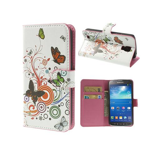 Festival (Fjärilar) Samsung Galaxy S4 Active Fodral