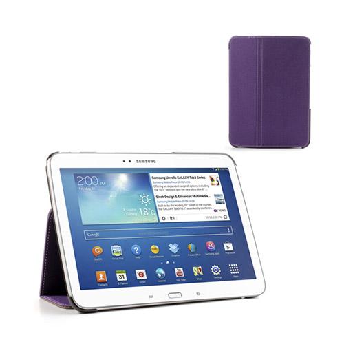 Tervo Samsung Galaxy Tab 3 10.1 Twill Case – Lila