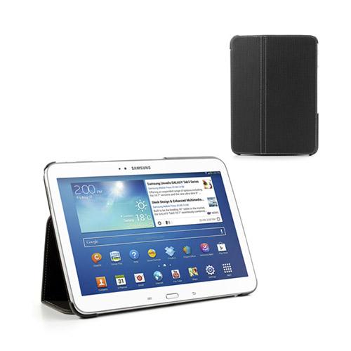 Tervo Samsung Galaxy Tab 3 10.1 Twill Case – Svart