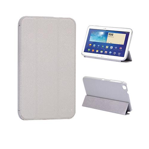 Smart Skal (Grå) Samsung Galaxy Tab 3 8.0 Läderfodral