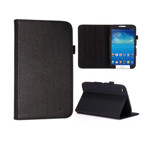 Omega (Svart) Samsung Galaxy 3 8.0 Läderfodral