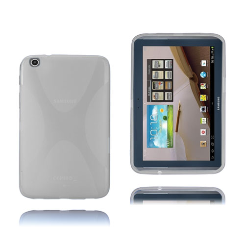 X-Line (Transparent) Transparent Samsung Galaxy Tab 3 Plus 8.0 Skal