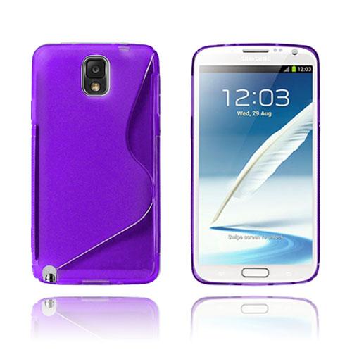 S-Line (Lila) Samsung Galaxy Note 3 Skal