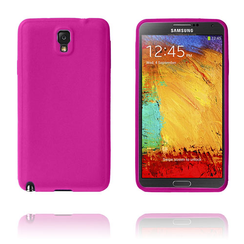 Soft Shell (Rosa) Samsung Galaxy Note 3 Skal