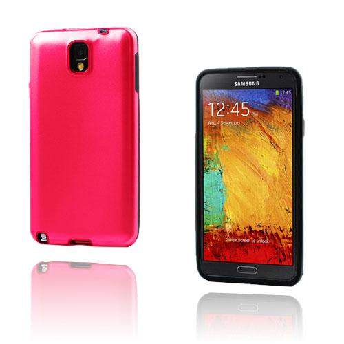 Alu Guard (Röd) Samsung Galaxy Note 3 Aluminum Skal