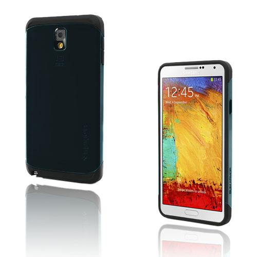Slim Armor (Mörkblå) Samsung Galaxy Note 3 Skal