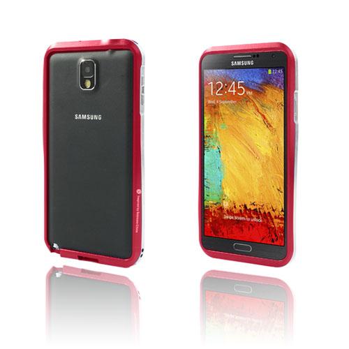Alu Bumper (Röd) Samsung Galaxy Note 3 Aluminium Bumper