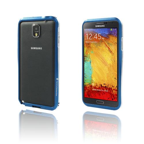 Alu Bumper (Blå) Samsung Galaxy Note 3 Aluminium Bumper