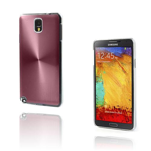Alu Blade (Rosa) Samsung Galaxy Note 3 Skal
