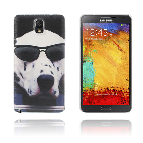 Tivoli (Hund) Samsung Galaxy Note 3 Replacement Back