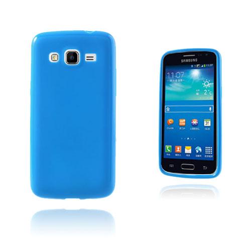 GelCase (Blå) Samsung Galaxy Win Pro TPU Skal