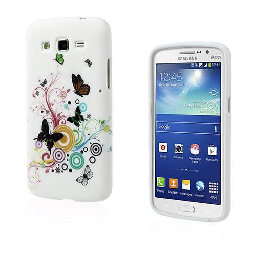 Westergaard (Fjärilar & Växter) Samsung Galaxy Grand 2 Skal