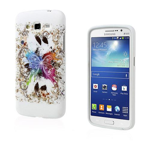Westergaard (Färgfulla Fjäril) Samsung Galaxy Grand 2 Skal