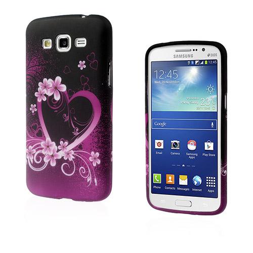 Westergaard (Hjärta & Blommor) Samsung Galaxy Grand 2 Skal