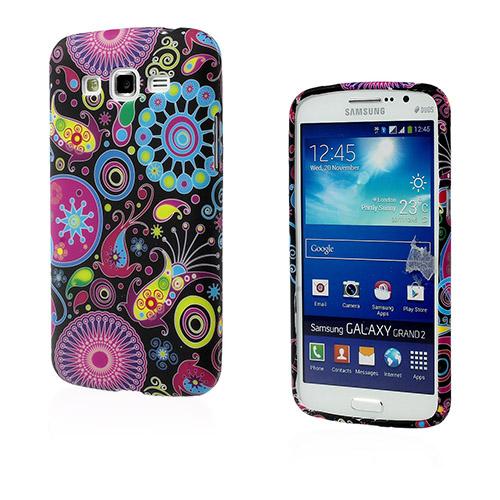 Westergaard (Färgfulla Cirklar) Samsung Galaxy Grand 2 Skal