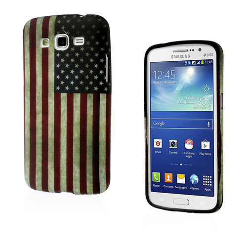 Westergaard (Vintage USA Flagga) Samsung Galaxy Grand 2 Skal