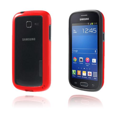 Hubrid (Röd) Samsung Galaxy Trend Lite Bumper