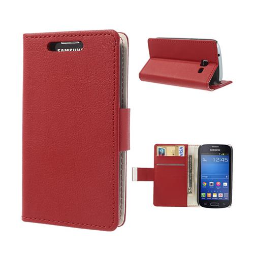 Sailor (Röd) Samsung Galaxy Trend Lite Fodral