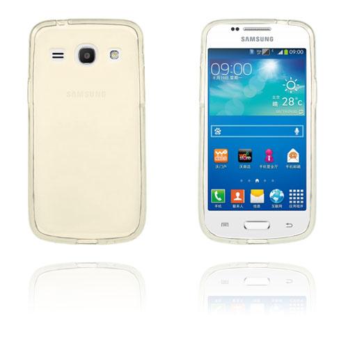 Soft Shell (Grå) Samsung Galaxy Core Plus Skal