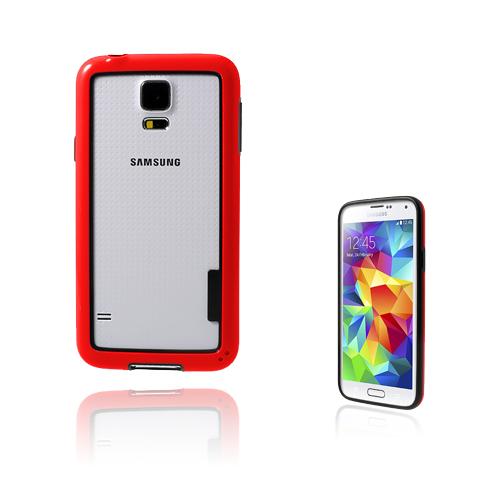 Jumper (Röd) Samsung Galaxy S5 Bumper