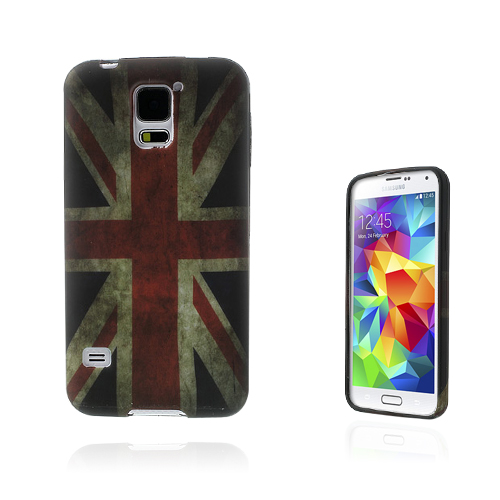 Symphony (Union Jack) Samsung Galaxy S5 Skal