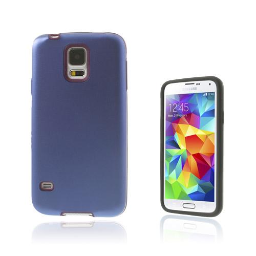 Alu Guard (Blå) Samsung Galaxy S5 Aluminium Skal