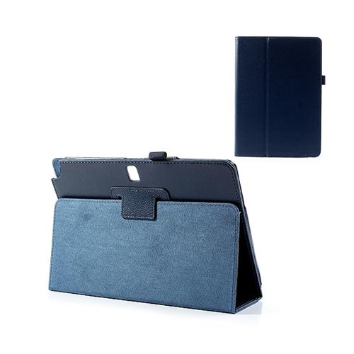 Wall Street (Blå) Samsung Galaxy TabPRO 10.1 Läderfodral