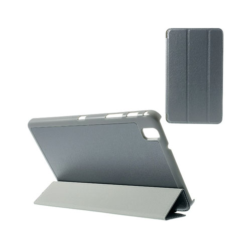 Smart (Grå) Samsung Galaxy TabPro 8.4 Läderfodral