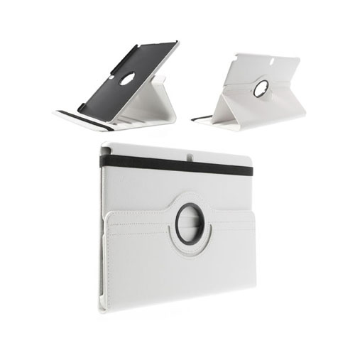 3sixty (Vit) Samsung Galaxy NotePro/TabPro 12.2 Läderfodral