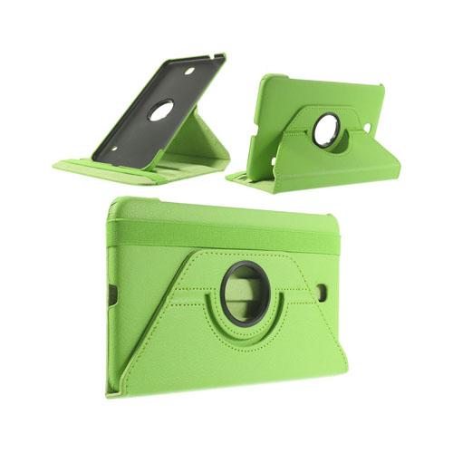 3-Sixty (Grön) Samsung Galaxy Tab 4 8.0 Läderfodral