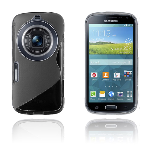 S-Line (Transparent) Samsung Galaxy K Zoom Skal
