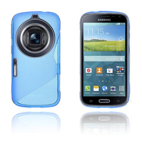 S-Line (Blå) Samsung Galaxy K Zoom Skal