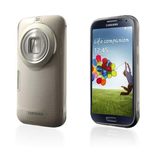 Borgen Samsung Galaxy K Zoom Skal – Genomskinlig
