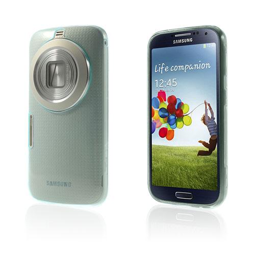 Borgen Samsung Galaxy K Zoom Skal – Ljus Blå