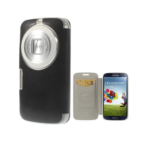 Mankell Samsung Galaxy K Zoom Läder Fodral med Korthållare – Svart