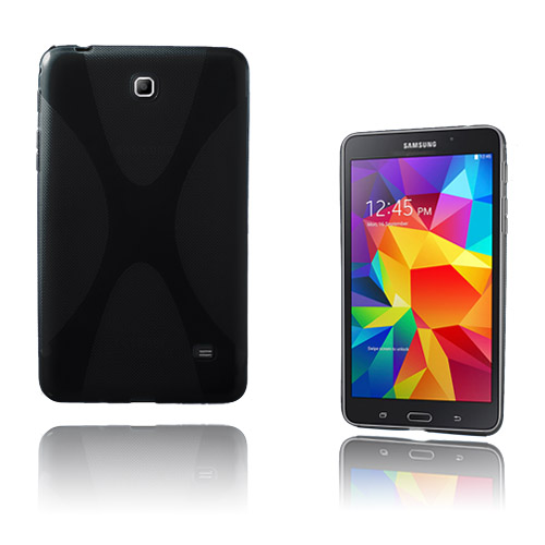 X-Style (Svart) Samsung Galaxy Tab 4 7.0 Skal