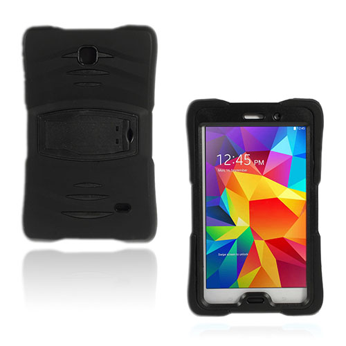 Adrian (Svart) Samsung Galaxy Tab 4 7.0 Skal